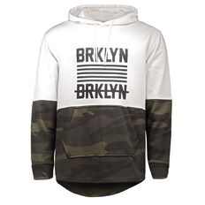 Urban Equip Spliced Camouflage Hoodie