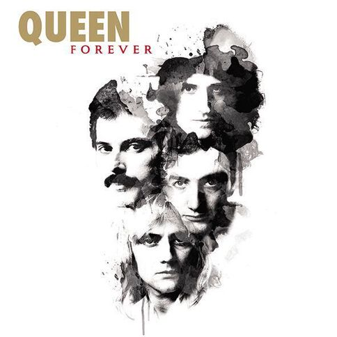 Forever CD by Queen 1Disc