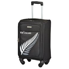Intrepid Spinner Soft NZ Suitcase