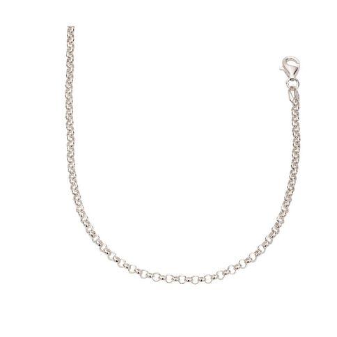 Sterling Silver Belcher Chain 70cm
