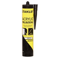 Stanley Acrylic Fill & Seal White 300ml
