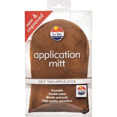 Le Tan Applicator Mitt