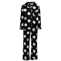 Mickey Mouse Girls' Flannelette Pyjamas