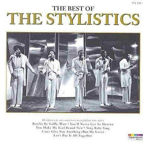 The Best of CD by The Stylistics 1Disc