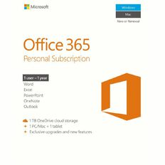 Microsoft Office 365 Personal 2016
