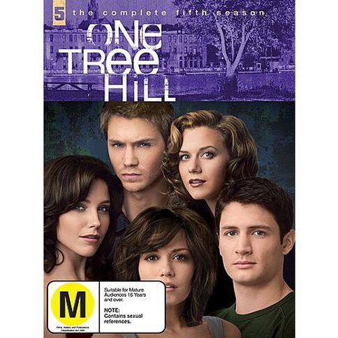 One Tree Hill Season 5 5DVD