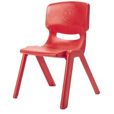 Living & Co Kids' Chair Red
