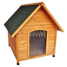 Fur'life Dog Kennel Wooden X Large