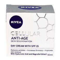 Nivea Cellular Anti-Age Day Cream SPF15 50ml