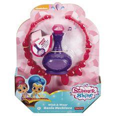 Fisher-Price Shimmer & Shine Wish & Wear Genie Necklace