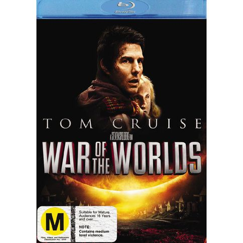 War Of The Worlds Blu-ray 1Disc