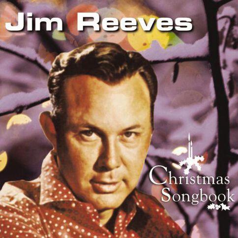 Christmas Songbook by Jim Reeves CD