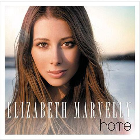 Home by Elizabeth Marvelly CD