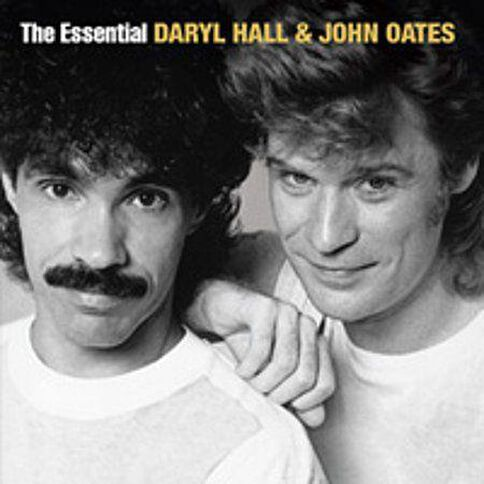 The Essential CD by Hall & Oates 2Disc