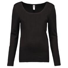 H&H Women's Polypropylene Long Sleeve Thermal Vest