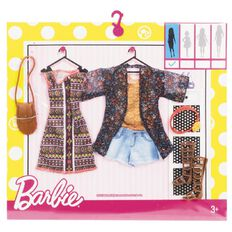 Barbie Fashion 2 Pack Assorted