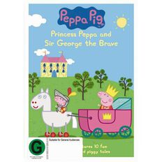 Peppa Pig Princess DVD 1Disc