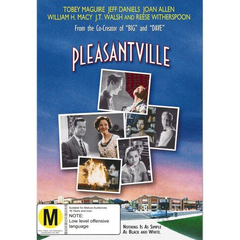 Pleasentville DVD 1Disc