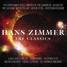 Hans Zimmer The Classics CD by Hans Zimmer 1Disc