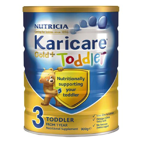 Karicare Gold 3 Toddler From 12 Months 900g