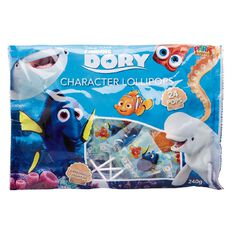 Finding Dory Character Pops 240g 24 Pack