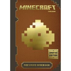 Minecraft Redstone Handbook (Updated Edition) by Mojang