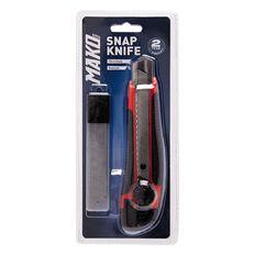 Mako 18mm Snap Knife screw lock