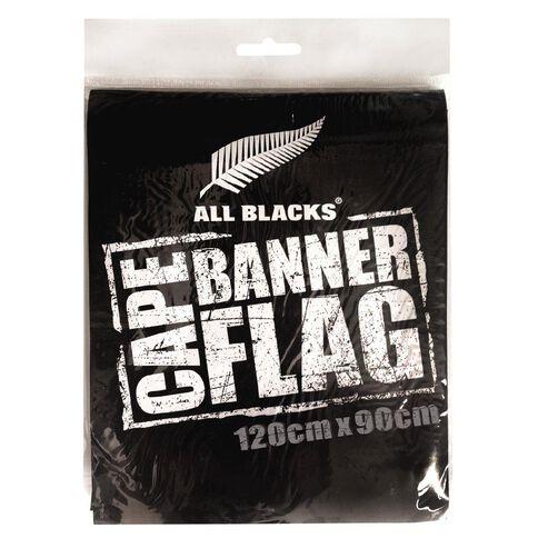 All Blacks Cape/Banner Flag