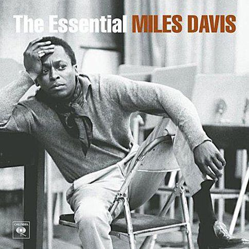 The Essential CD by Miles Davis 2Disc