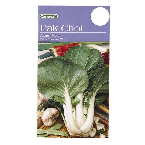 Carnival Seeds  Pak Choi Kwang Moon