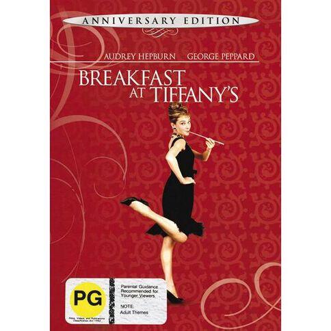 Breakfast At Tiffanys DVD 1Disc