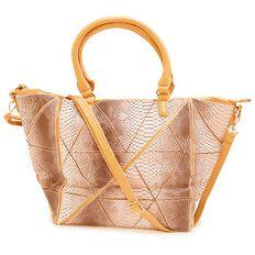 Amber Hill Faine Tote Handbag Beige Limited Edition