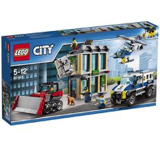LEGO City Bulldozer Break-in 60140