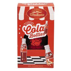 Waikato Valley Chocolates #6 Milk Chocolate Egg with Cola Bottles 105g
