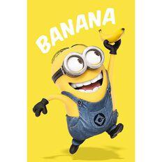 Minions Banana Poster