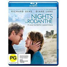 Nights In Rodanthe Blu-ray 1Disc