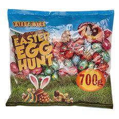 Candy Universe Praline Choc Eggs 700g