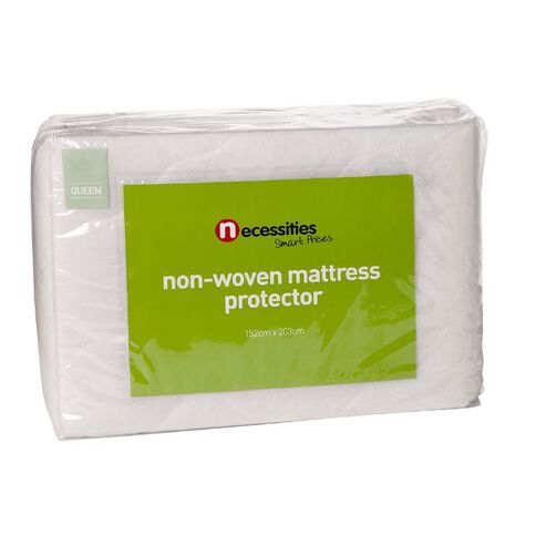 Necessities Brand Mattress Protector Flat Queen