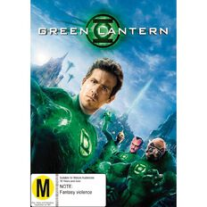 Green Lantern DVD 1Disc