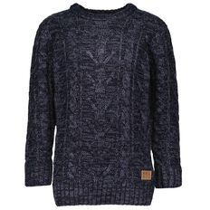 WZ Cable Crew Jumper
