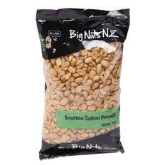 Big Nuts Roasted Salted Peanuts 800g