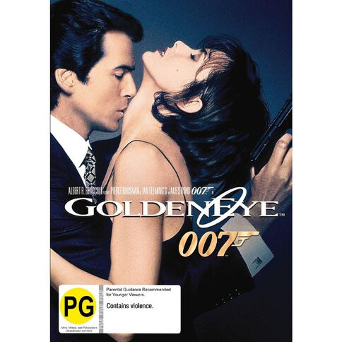 Goldeneye 2012 Version DVD 1Disc