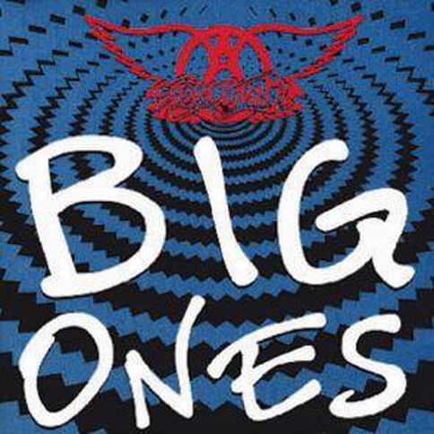 Big Ones CD by Aerosmith 1Disc