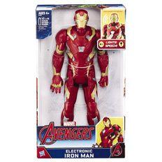 Avengers Marvel Titan Hero Tech Iron Man