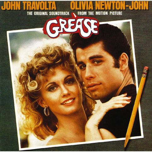 Grease CD by Various Artists 1Disc