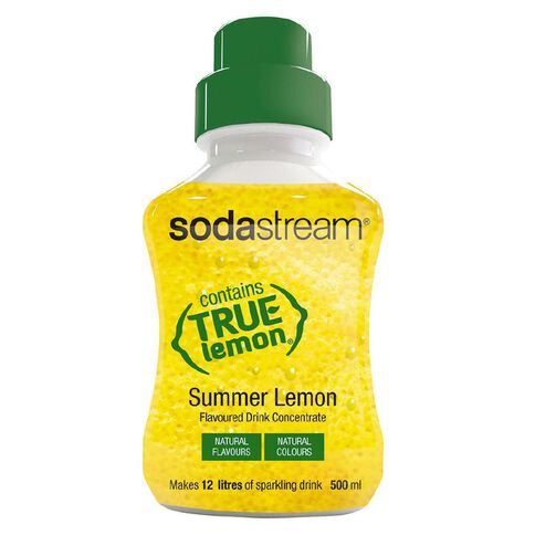 Sodastream Syrup Summer Lemon 500ml