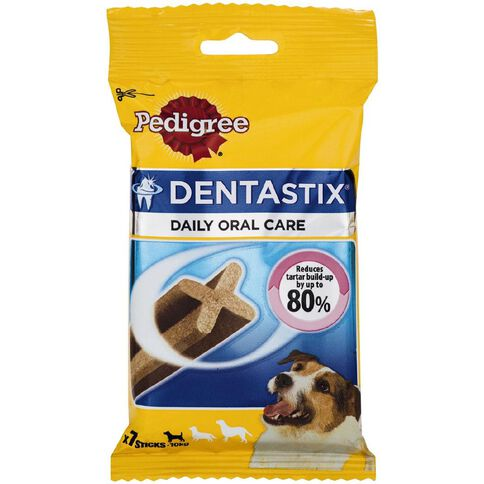 Pedigree Dentastix Small Dog 110g