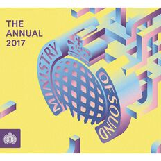 Mos The Annual 2017 CD by Various Artists 2Disc