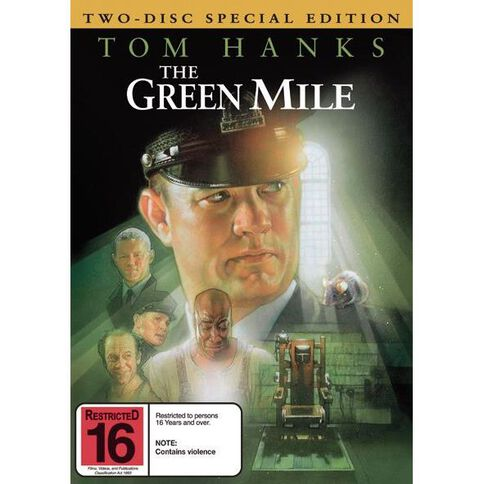 Green Mile DVD 2Disc