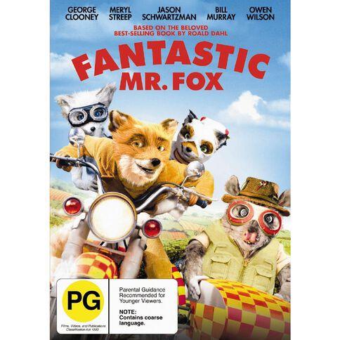 Fantastic Mr Fox DVD 1Disc